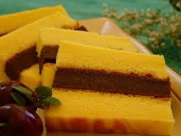 Resep Cake Jeruk Lapis Cokelat