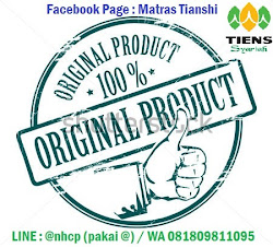 100% PRODUK ASLI TIENS GROUP