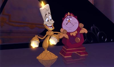 Lumiere cogsworth