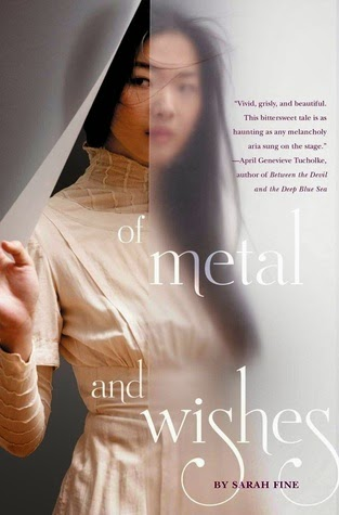 Of Metal and Wishes book cover