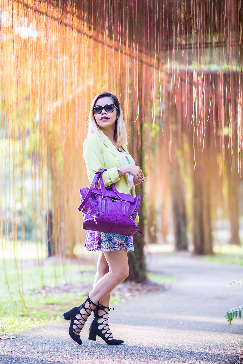 Crystal Phuong- Singapore Fashion Blog- Dream road