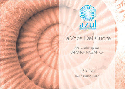 Workshop Azul con Amara Pagano