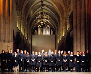 The Merbecke Choir, Southwark Cathedral