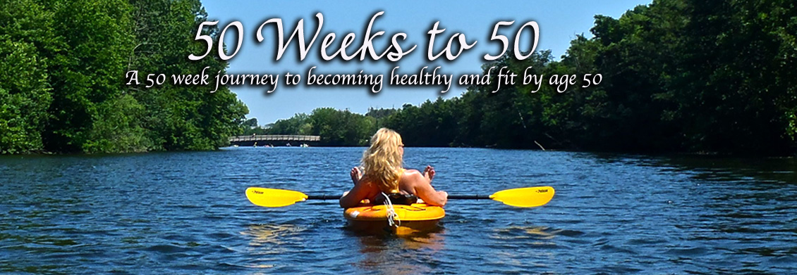 50 WEEKS TO 50