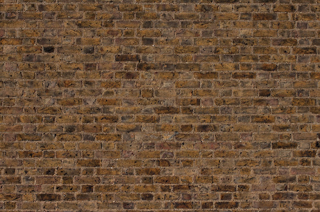 Coloured Brick Wall Texture