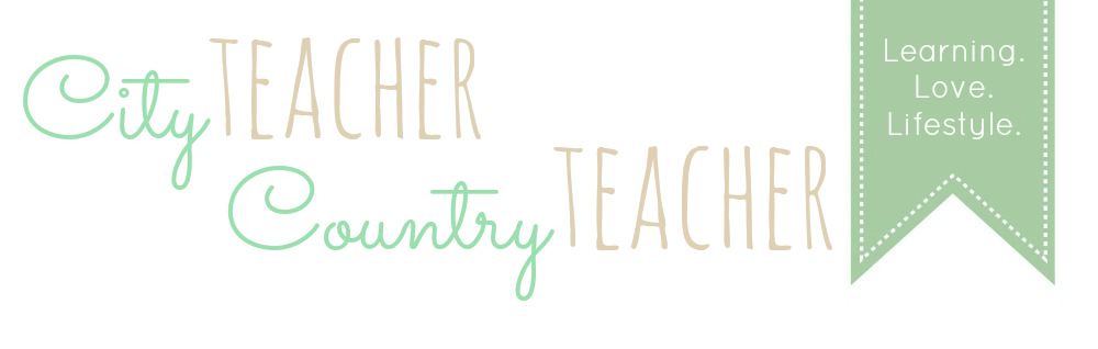 City Teacher/Country Teacher
