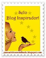 Blog Passarinhos no Telhado