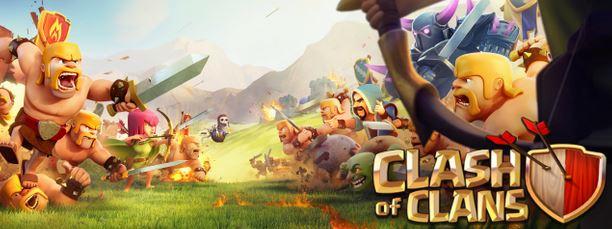 Contoh Base Tipe Defaensive TH 8 di Clash Of Clans