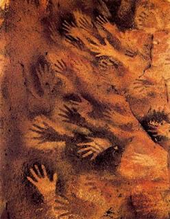 Cova de les mans (Anònim Prehistòric)