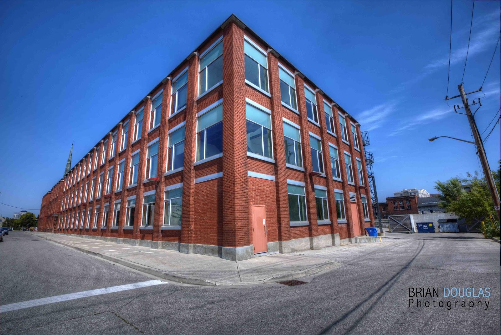 Waterloo School of Architecture - 2012 Doors Open Waterloo Region | Brian Douglas Photography