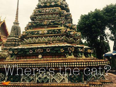 Tailandia. Bangkok. Wat Phoo