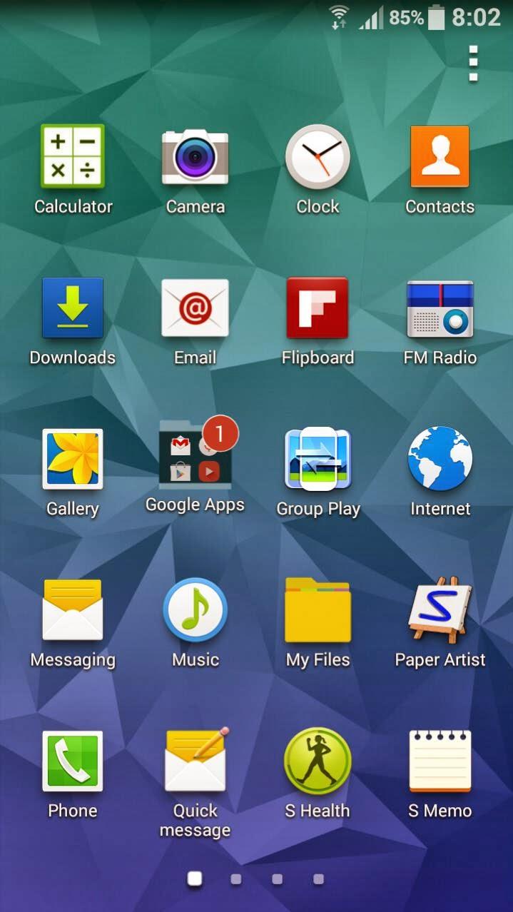 La casa del celular android launcher widget del tiempo for Widget tiempo android