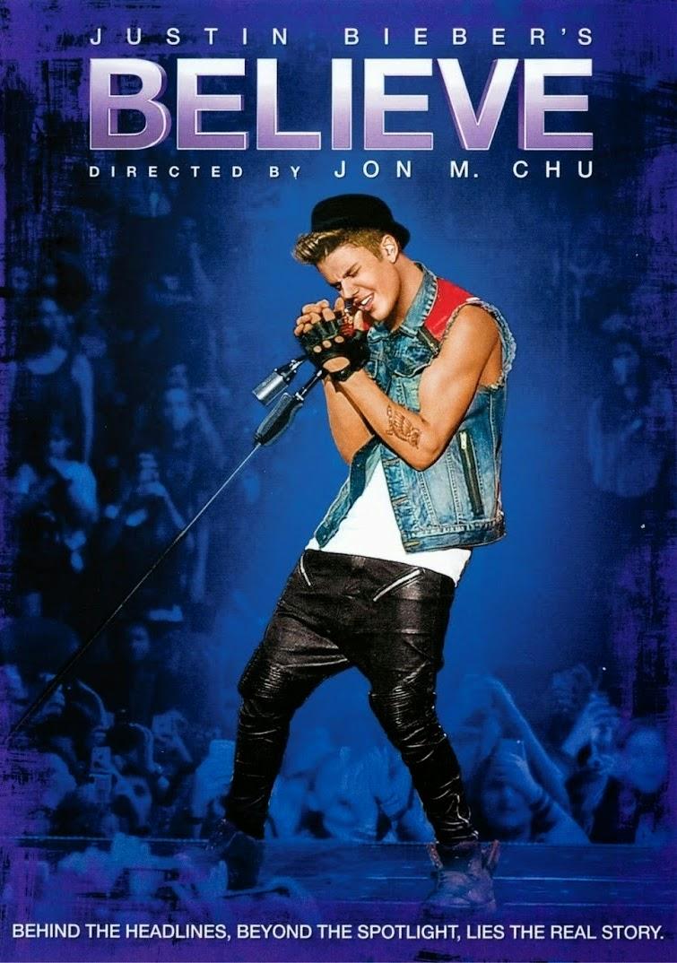 Justin Bieber's Believe – Dublado (2013)