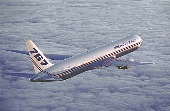 BIBLIOTECA CAROLA LORENZINI: Boeing 767- FICHA TECNICA