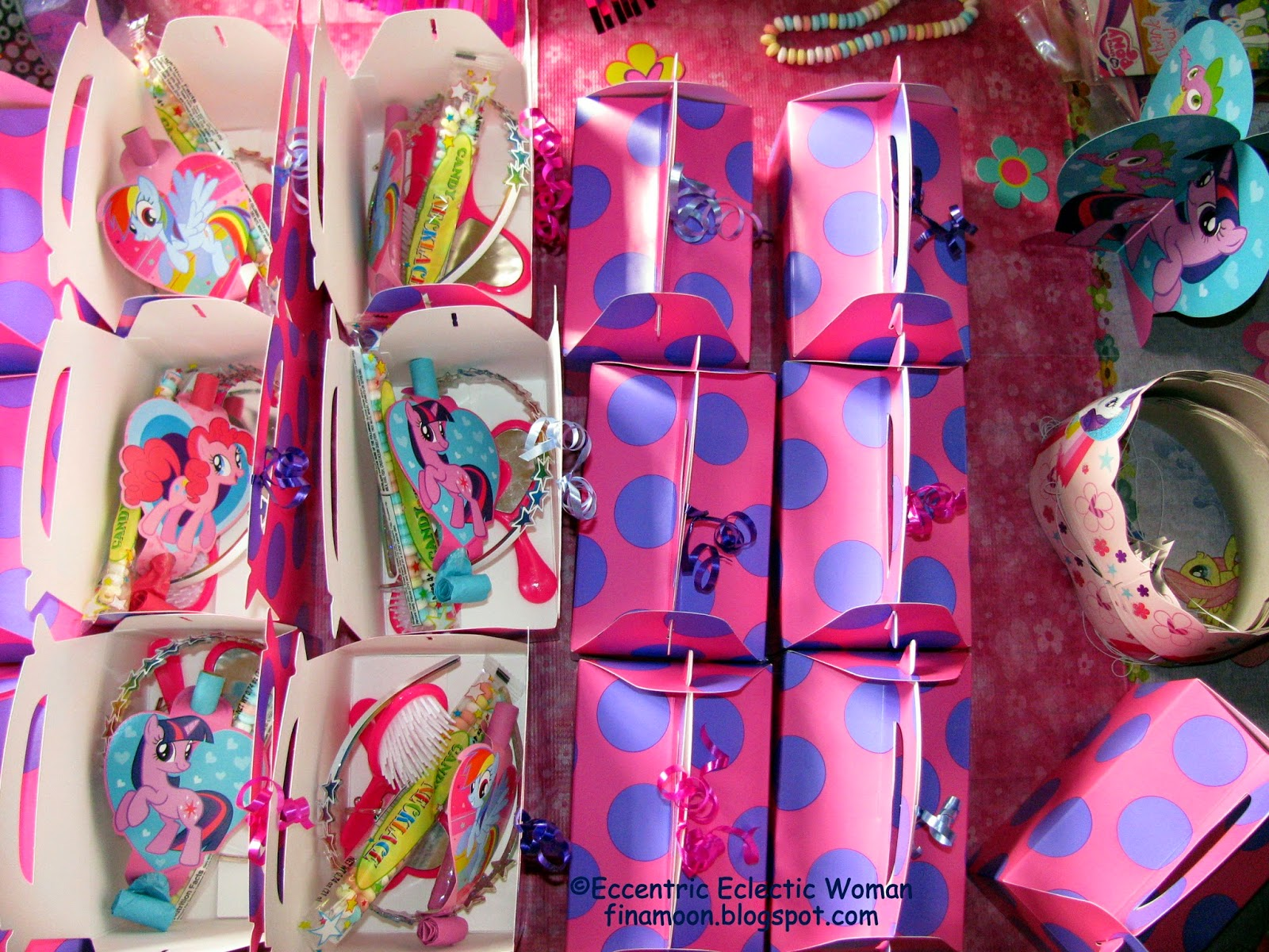 My Little Pony Friendship Is Magic Birthday Party Supplies Birthday ...