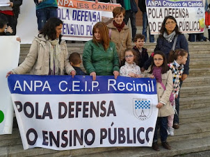 Defensa Ensino público.