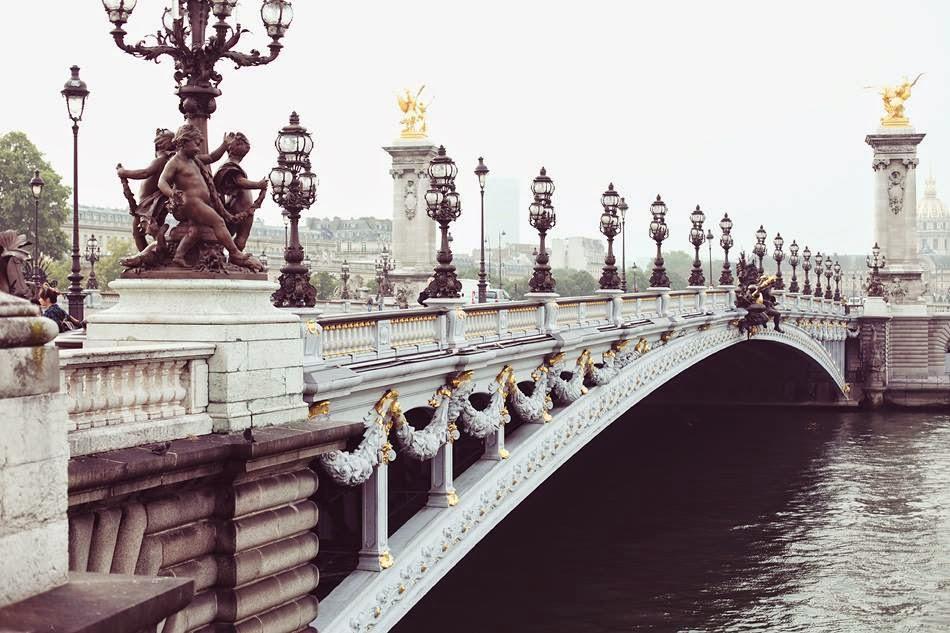 Pont Alexandre, quanta eleganza - foto di Elisa Chisana Hoshi