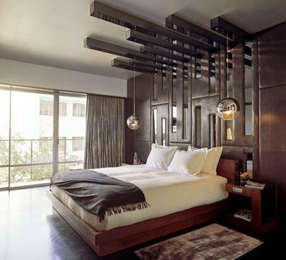 Modern Bedroom Interior Design Ideas #2