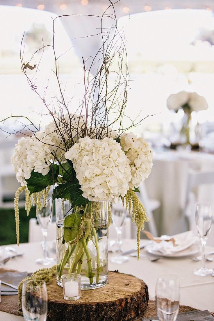 11 arreglos florales para boda decora tu boda con flores - Decoracion floral para bodas ...