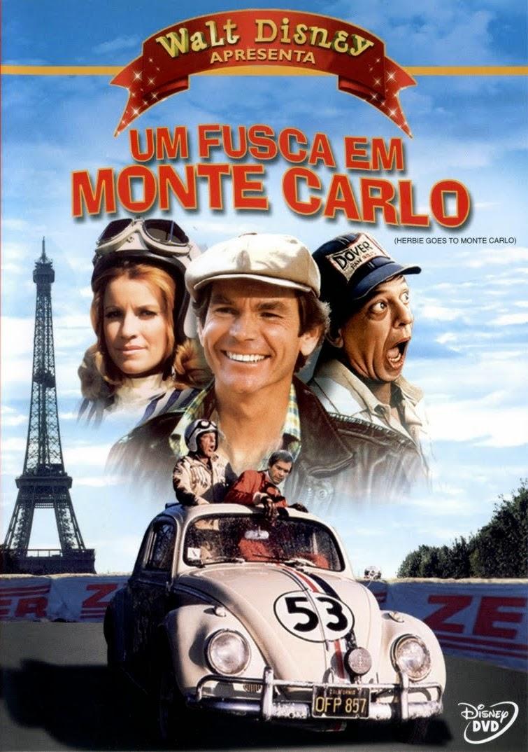 Um Fusca em Monte Carlo – Dublado (1977)