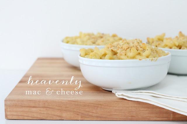 Heavenly Mac & Cheese Recipe