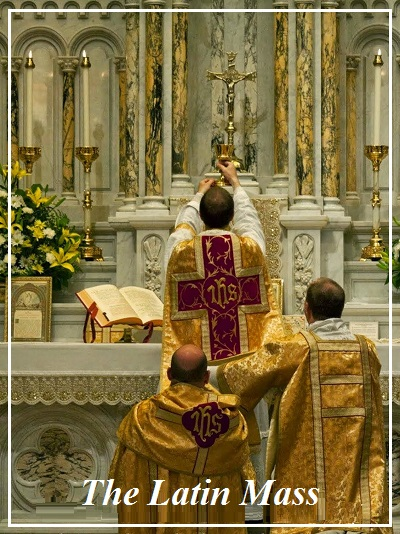Latin Mass in Lincolnshire