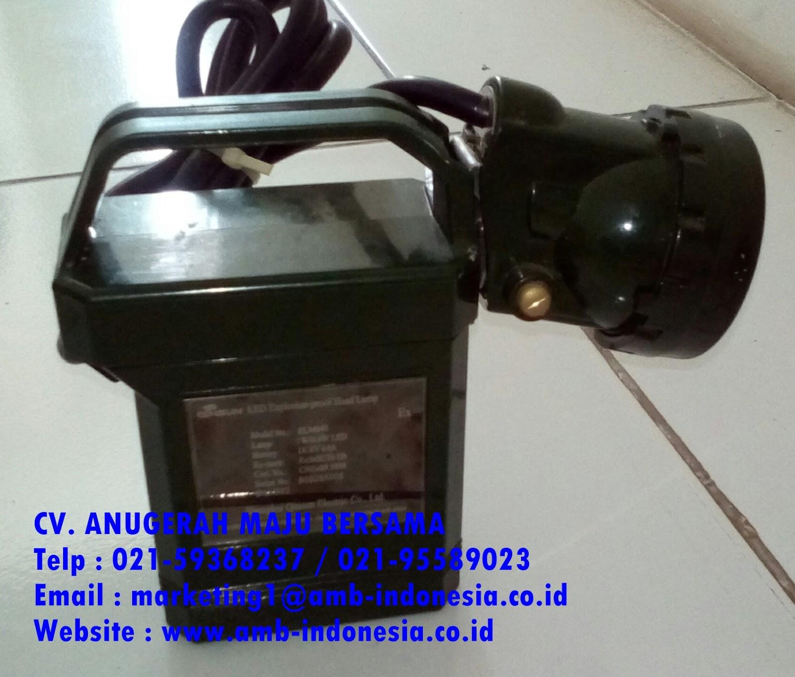 Electrical Explosion Proof : Jual Lampu Senter Portable