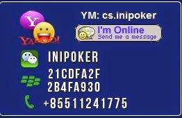Support Online INIPOKER.NET