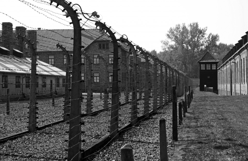The left right paradigm concentration camp or gulag