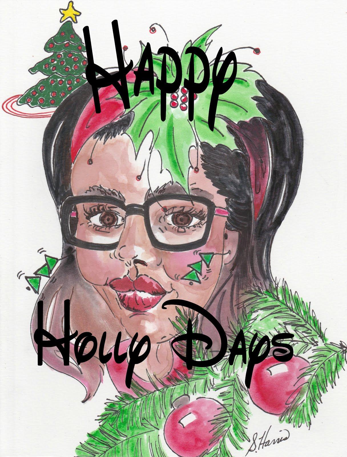 Holiday Designs by Artist Susan Harris