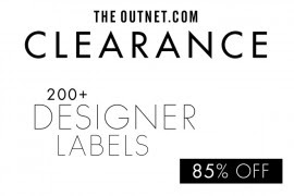 OutNet Summer Sale 80% Off
