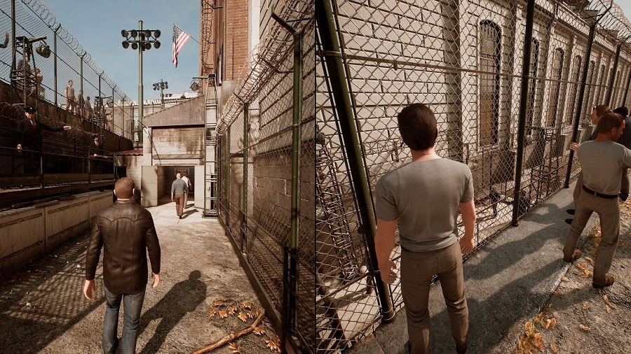 A Way Out Torrent Imagem