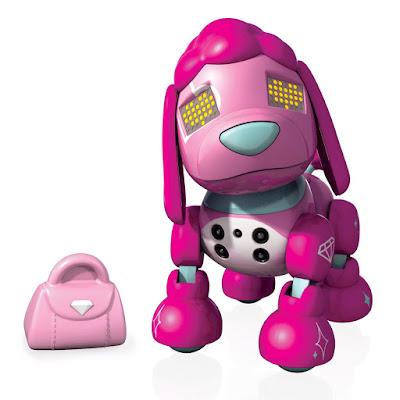 TOYS : JUGUETES - ZOOMER Zuppies  Zuppy Love - Glam : Lola  Perro Robot | Mascota Electrónica Interactiva  Producto Oficial | Bizak - Spin Master | A partir de 5 años  Comprar en Amazon España & buy Amazon USA