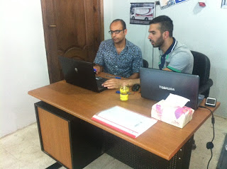 training in egypt on computers