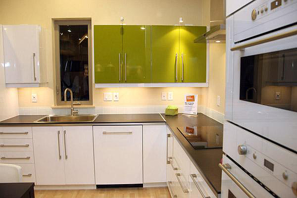 A Counter Depth Refrigerator Keeps Food Fresh, And Cabinet Faced  Dishwashers Provide Seamless Functionality. Proven By Millions Walking On  Them In IKEA ...