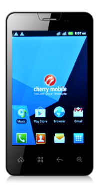 Cherry Mobile Sonic 4 inch Android for All