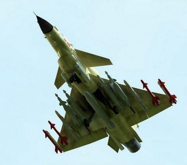 Fighter Jet: Chengdu J-10