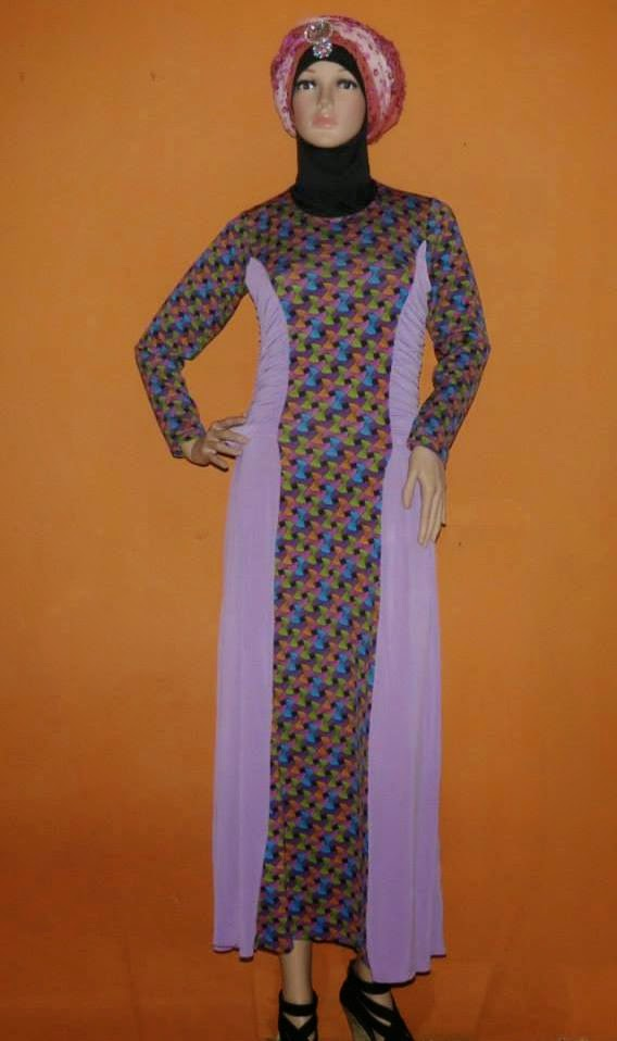 Gamis Jersey Rempel GKM4644