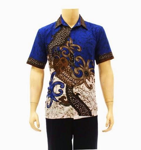 Foto Baju Batik Cowo