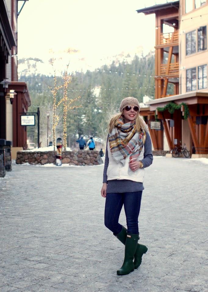 Oufit idea for a ski trip