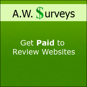 Earn $15 per Month | Website Review | AWSurveys