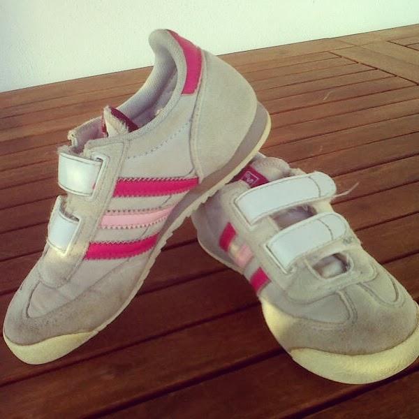 adidas bimba scarpe 28
