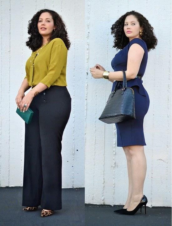 Vestidos para mujeres con piernas gordas