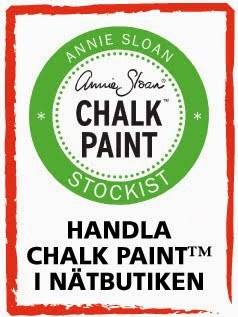Vi säljer Chalk Paint™ decorative paint by Annie Sloan!