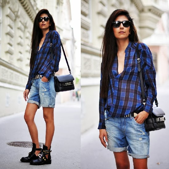 En Yeni Moda Bayan Gömlek Modelleri