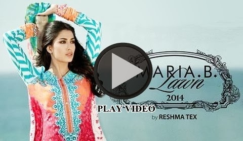 Maria.B Lawn Collection 2014