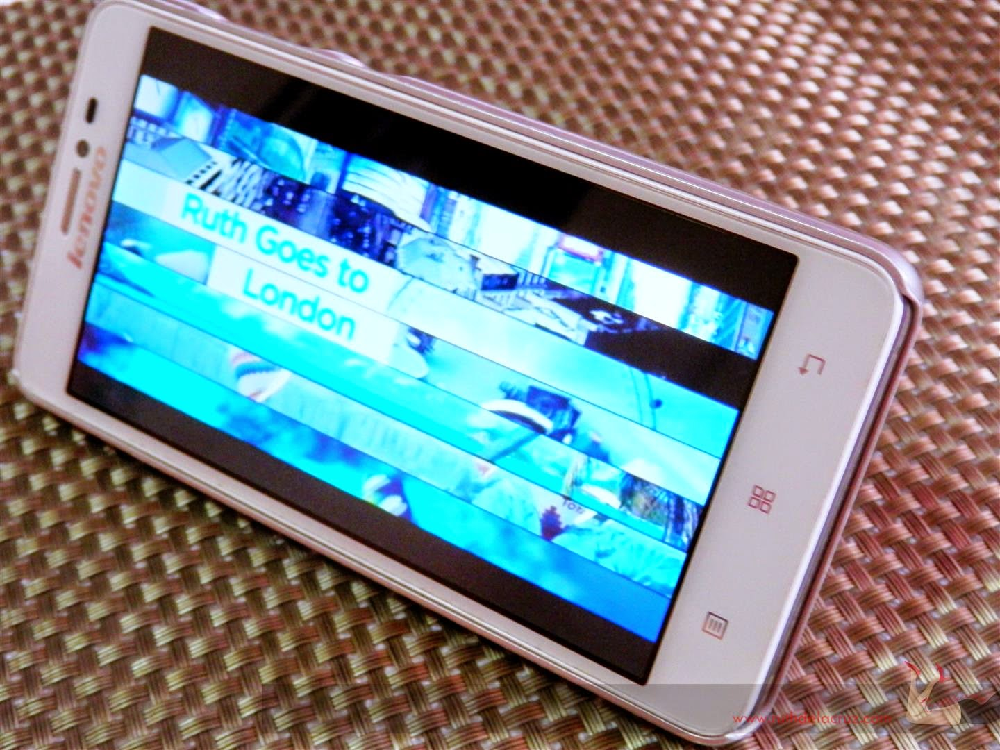 Ruthdelacruz Travel And Lifestyle Blog Review Lenovo S850 Quadcore Processor It Is Also Nice To Watch Movies Videos Via Because Lightweight Comes With A Case Check Out