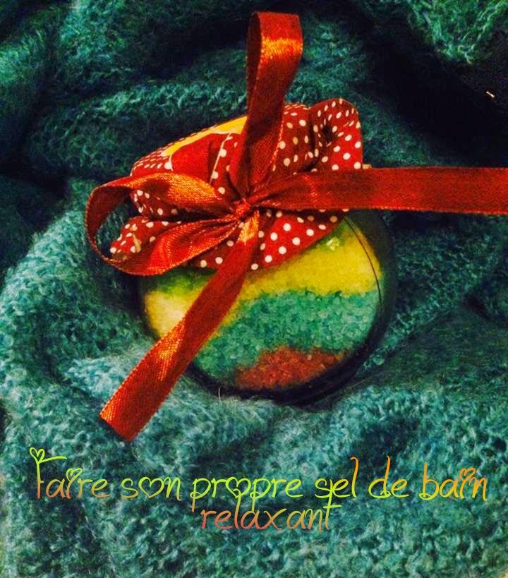Mlle lilo sel de bain relaxant et decoratif yang lang for Bain relaxant maison