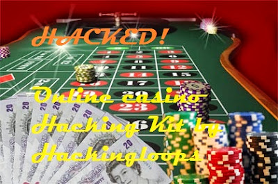 Hacking online casinos with Casino Hacking Software Kit by Hackingloops