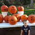 #WordlessWednesday on a Tuesday - Getting Ready for Halloween